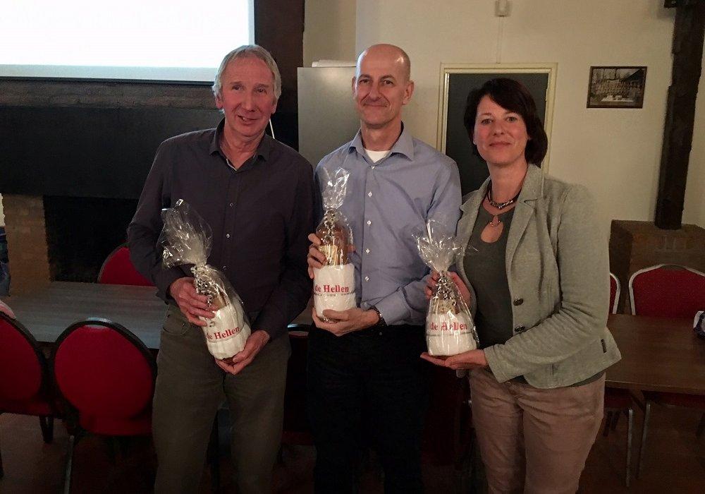 Maarten Scholtze eindelijk winnaar wielerquiz