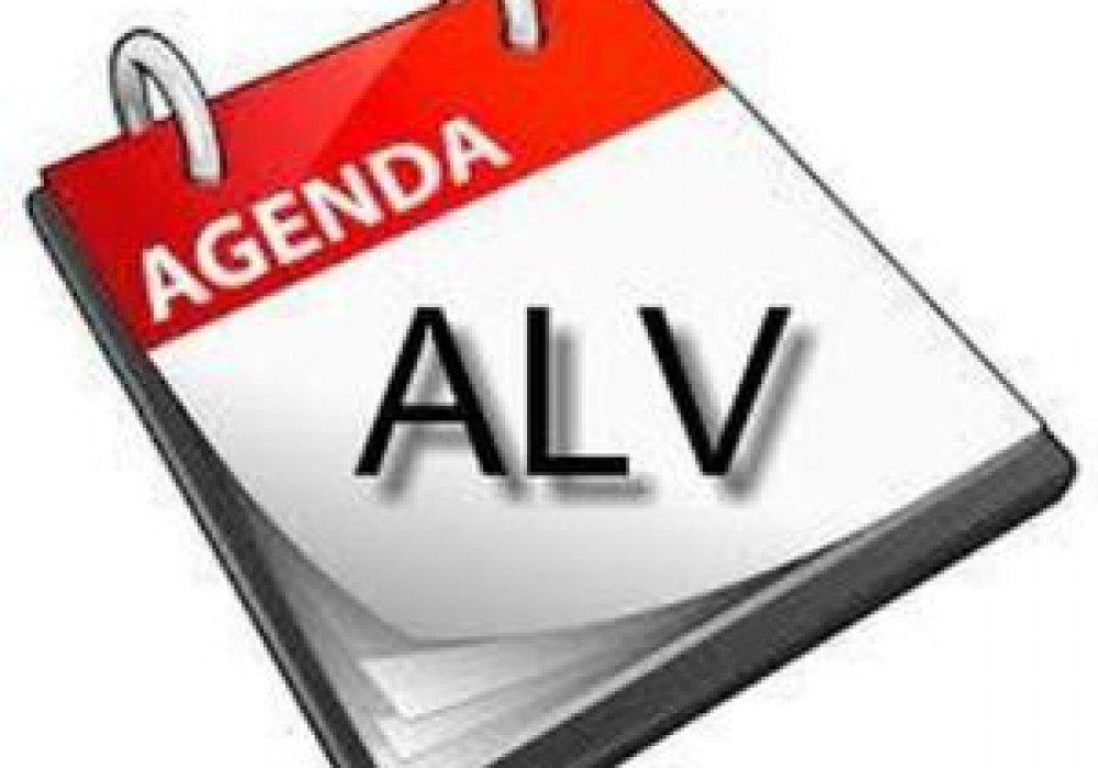 Uitnodiging ALV 12 november 2018