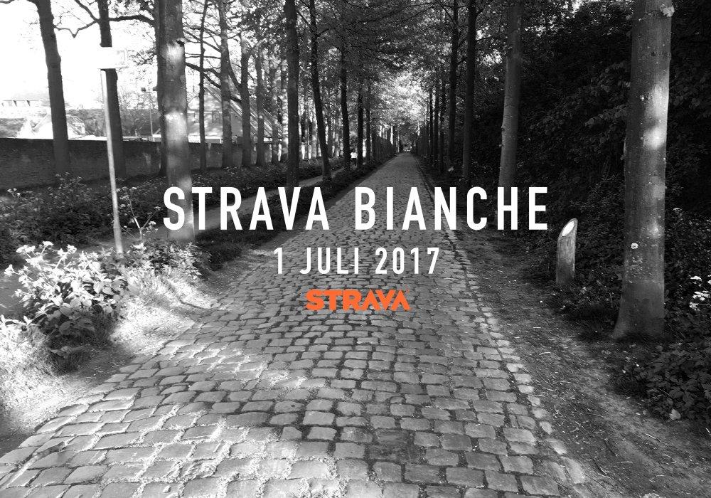 1e Strava Bianche op 1 juli 2017