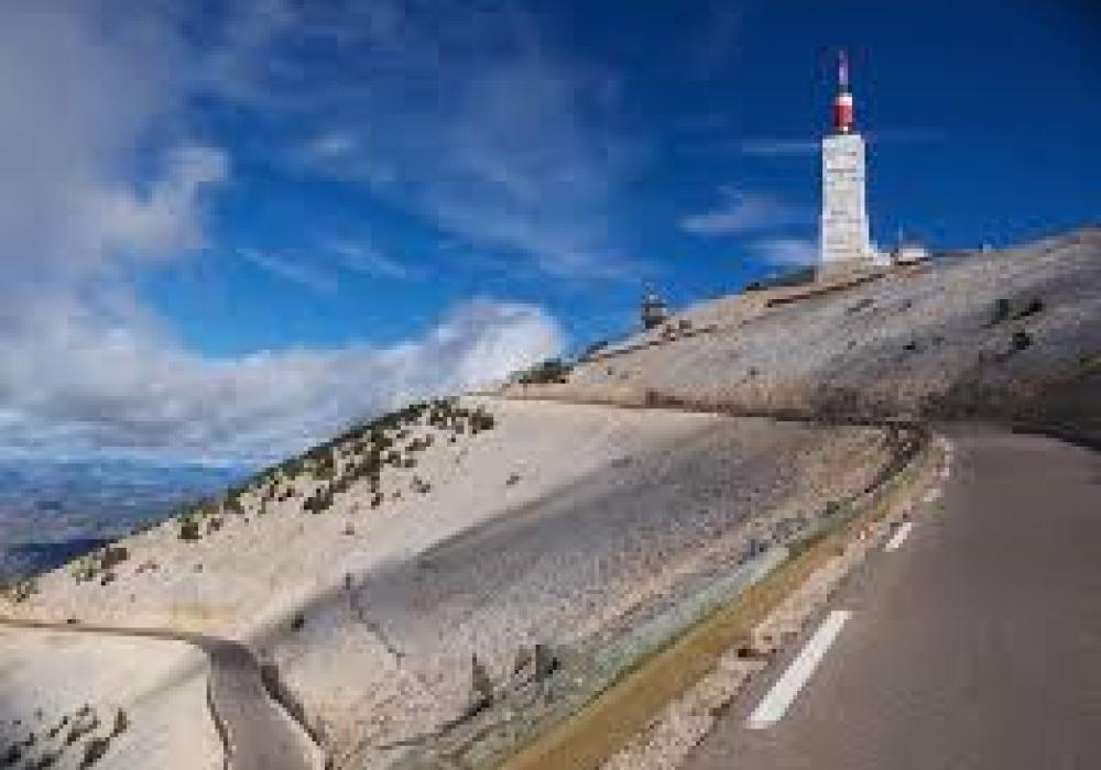 Inschrijven voor de Mont Ventoux